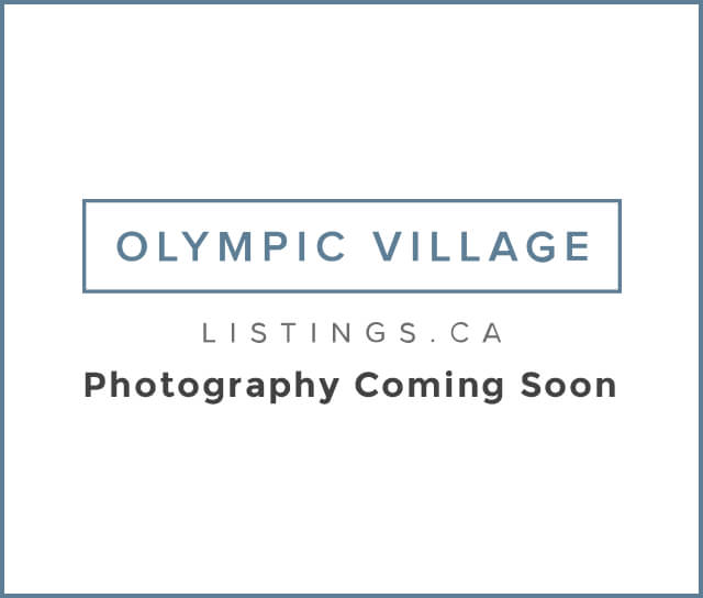 201 W 2nd Avenue, Olympic Village, Vancouver West